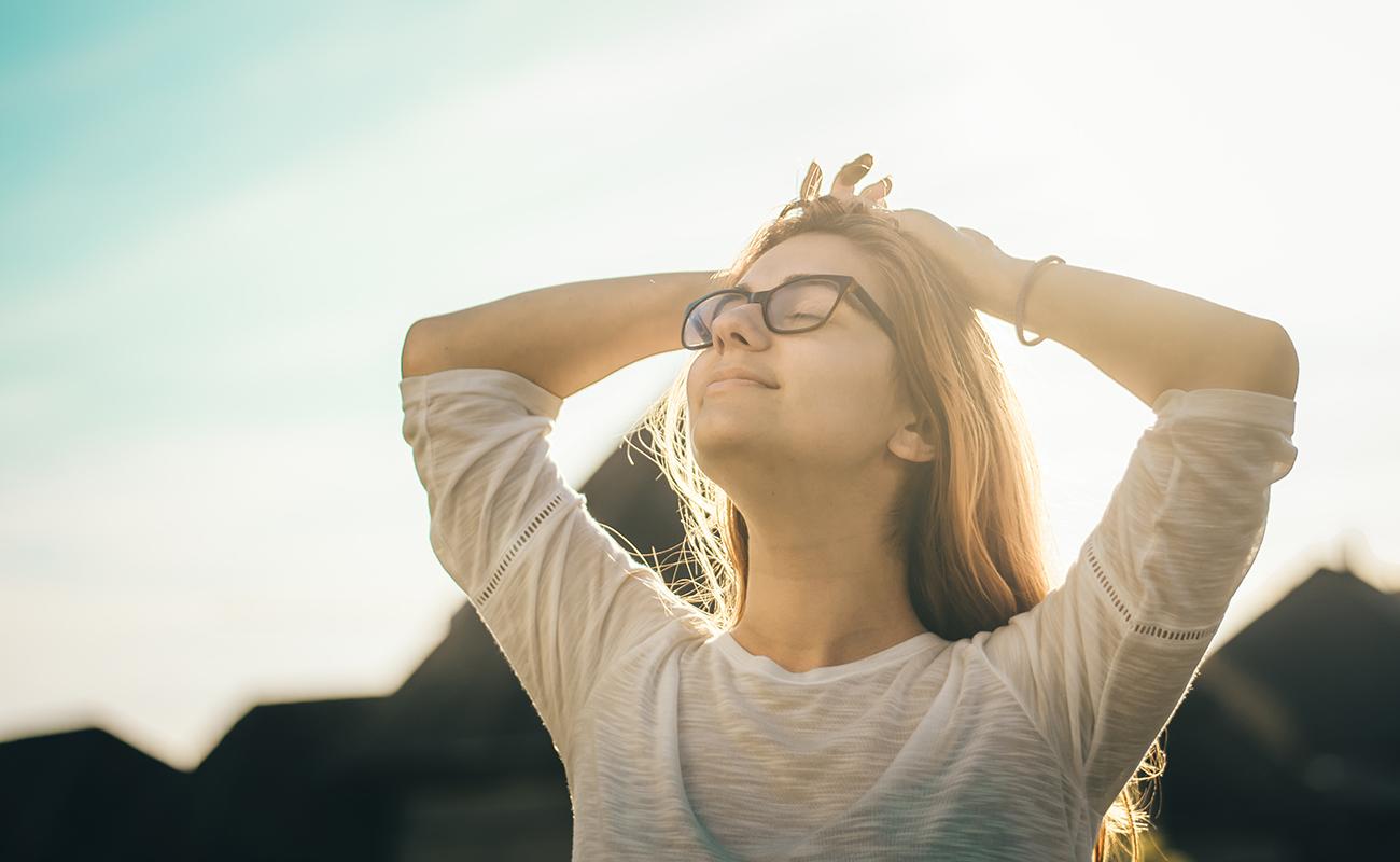 Stressbewältigung Übungen in 5 Minuten